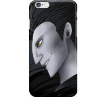 Pitch Black iPhone Case/Skin