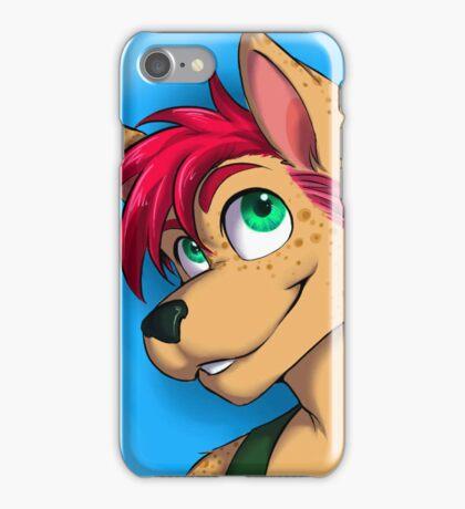 Anthro Cutie iPhone Case/Skin