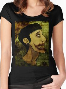Grunge and Gore v2 Women's Fitted Scoop T-Shirt