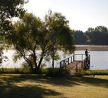 Morning Fishing by Mark McReynolds