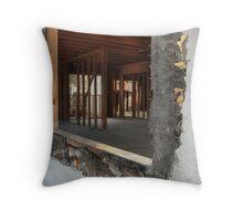 Demolish & Reconstruct Throw Pillow