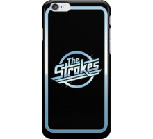 The Strokes Logo Edge Accent iPhone Case iPhone Case/Skin