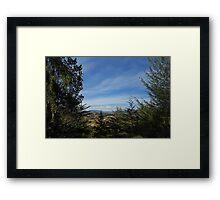 ©MS El Cerro The Hill IA Framed Print
