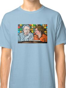 Archie and Edith Bunker  Classic T-Shirt