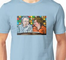 Archie and Edith Bunker  Unisex T-Shirt