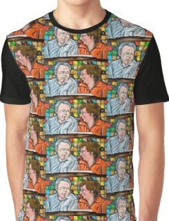 Archie and Edith Bunker  Graphic T-Shirt