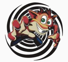 Crash Bandicoot! by MDGediting