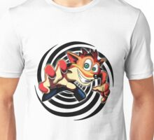 Crash Bandicoot! Unisex T-Shirt
