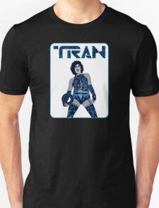 TRAN 2.0 white background variant T-Shirt