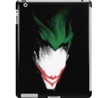 The Dark Joker iPad Case/Skin