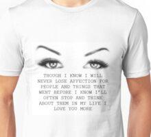 affection 6 Unisex T-Shirt
