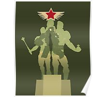 The Spirit of Cherno Alpha Poster