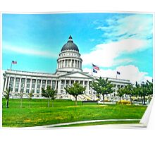 Capital Hill Poster