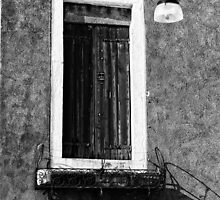 Old World Window by Dobromir Dobrinov