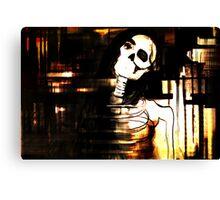 Spiritual Death Canvas Print