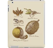 Clockwork Fruit iPad Case/Skin