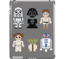 The dark side I sense in you iPad Case/Skin