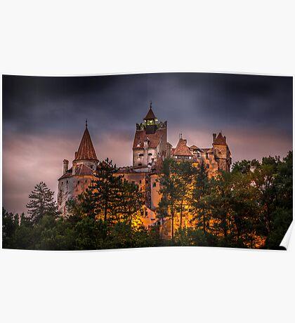 Bran castle Poster