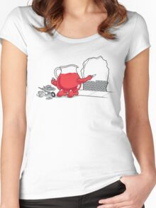 Community Service Women's Fitted Scoop T-Shirt