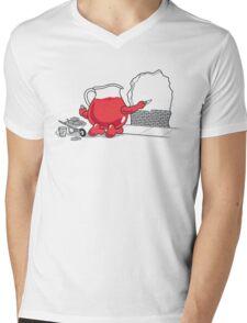 Community Service Mens V-Neck T-Shirt