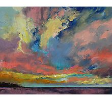 Cloudscape Photographic Print
