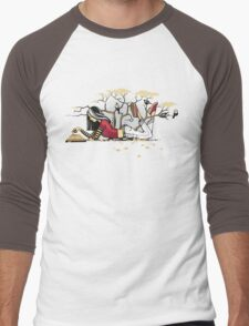 Compelling Compendium Men's Baseball ¾ T-Shirt