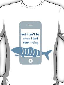 Aichirou    Mean & Crying T-Shirt