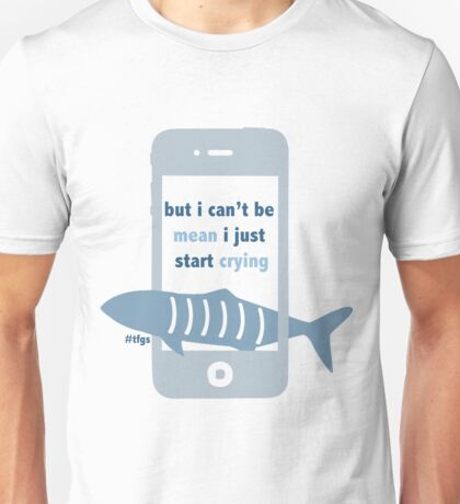 Aichirou || Mean & Crying Unisex T-Shirt