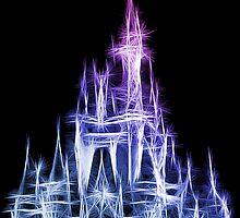 Disney Magic: The Castle by John Patsfield