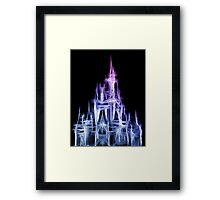 Disney Magic: The Castle Framed Print