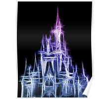 Disney Magic: The Castle Poster