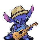 Stitch as MRJ by Irene D