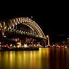 Sydney Harbour Bridge  by Andrew Prince