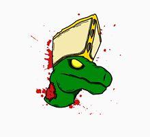 Zombie Raptor Pope Unisex T-Shirt