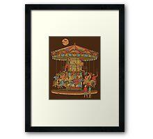 Cowboys & Indians Framed Print