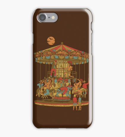Cowboys & Indians iPhone Case/Skin