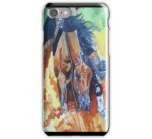 Reining Art - Phone Case iPhone Case/Skin