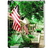 Keep American Free iPad Case/Skin