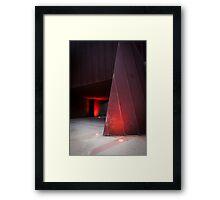 ACCA Framed Print