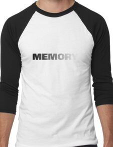Memory Men's Baseball ¾ T-Shirt
