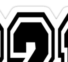 Hudson 221b - Sports Jersey - SHERLOCK Sticker