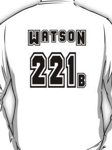 Watson 221b - Sports Jersey - SHERLOCK T-Shirt