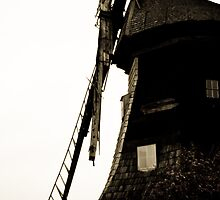 Dilapidated Windmill by Aaron  Fleming