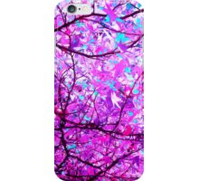 purple tree XX iPhone Case/Skin