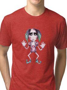 Mr Mime Tri-blend T-Shirt