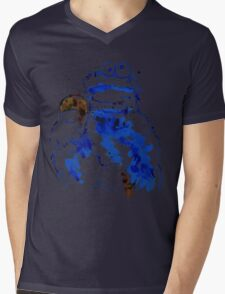 Cookie Monster Mens V-Neck T-Shirt