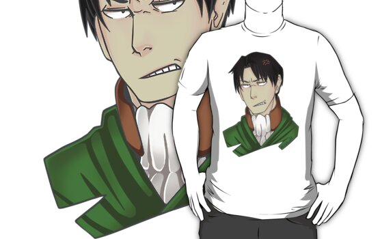 Captain Levi  by mizkatt