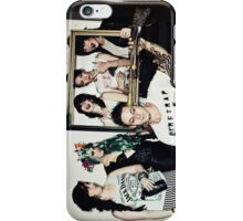 Portrait Dysfunction iPhone Case/Skin