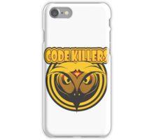 CODE KILLERS iPhone Case/Skin