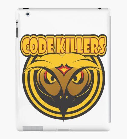 CODE KILLERS iPad Case/Skin